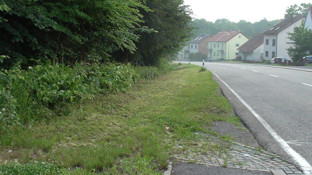 Ortsdurchfahrt Heinitz